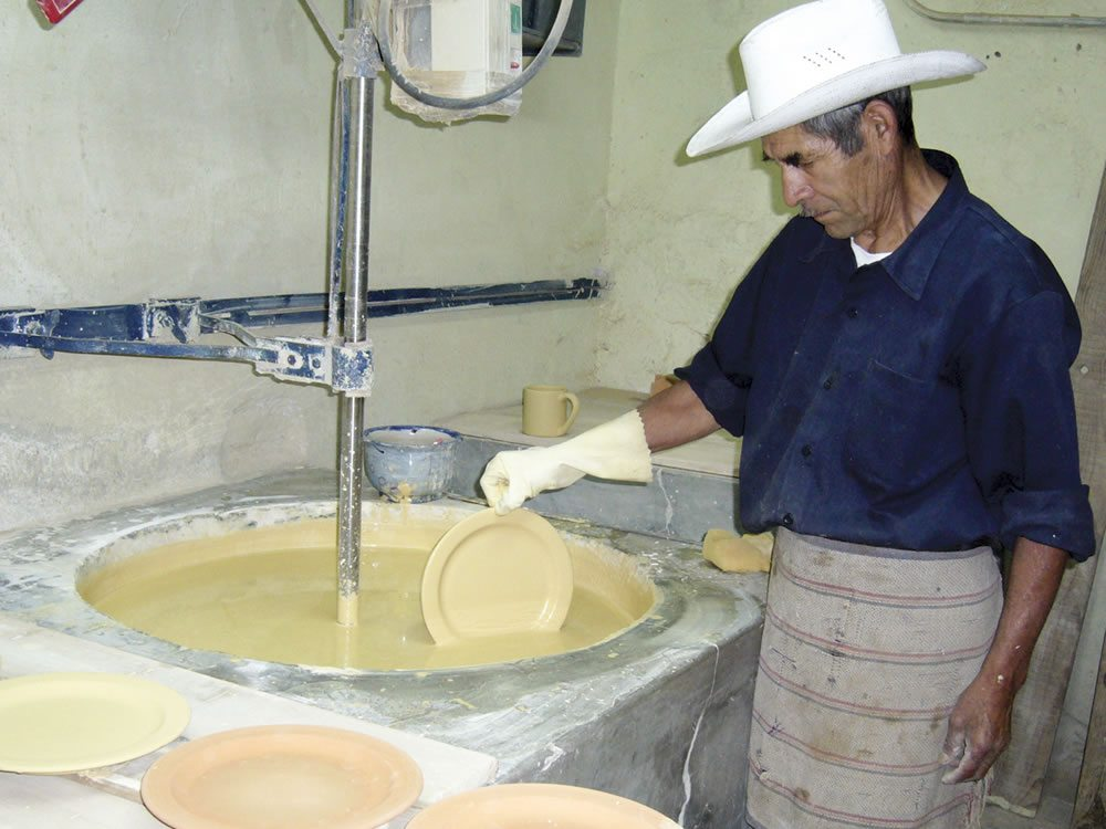 Process of Talavera